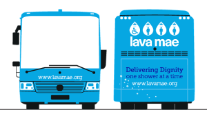 Lava Mae's busses with bathrooms serve San Francisco's unhoused.