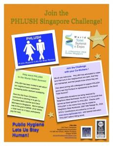 PHLUSH SIngapore Challenge